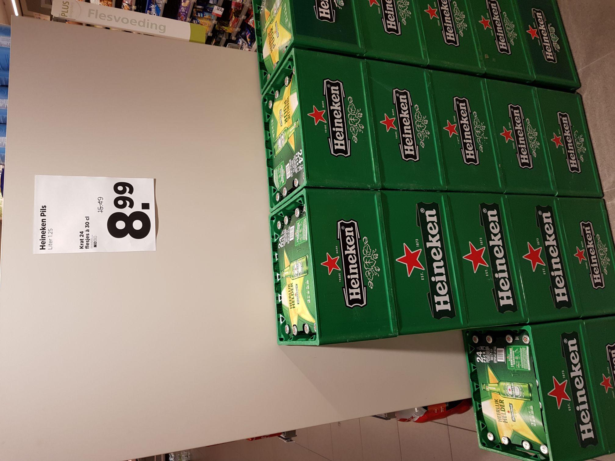 [Grenzgänger Niederlande] Heineken 24 x 0,3L für nur 8,99 Euro bei Plus