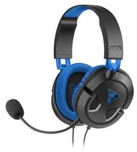 Turtle Beach Ear Force Recon 60P Gaming Headset (PS4) für 24,99€ (GameStop)