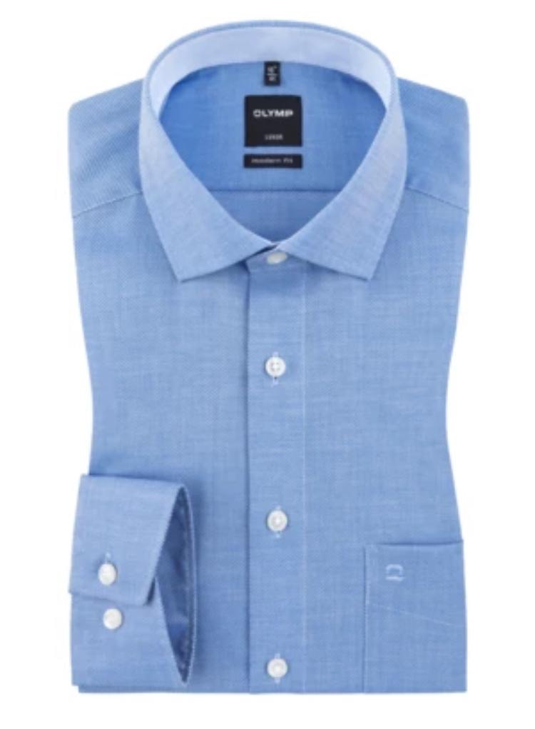 4x Olymp Hemden 90€ - 1x 22,50€ inklusive Versand