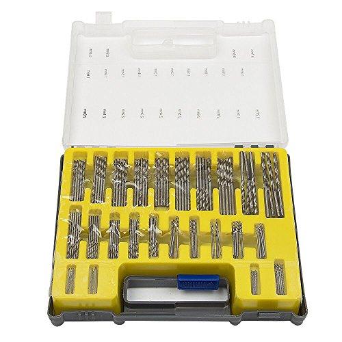 Fortag 150 tlg Mini Spiralbohrer Micro Bohrer Set (Amazon)