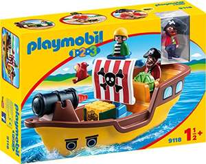 [Amazon] PLAYMOBIL 9118 - Piratenschiff