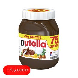 HIT - Nutella 825 g für 2,77 €