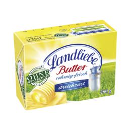 Noch ein HIT Deal: Landliebe Butter 250 g für 1,77 €