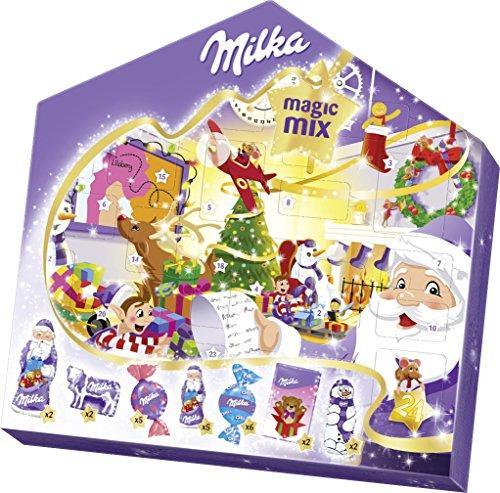 @Amazon Milka Magic Mix Adventskalender, 1er Pack (1 x 204 g) 6,22 Eur
