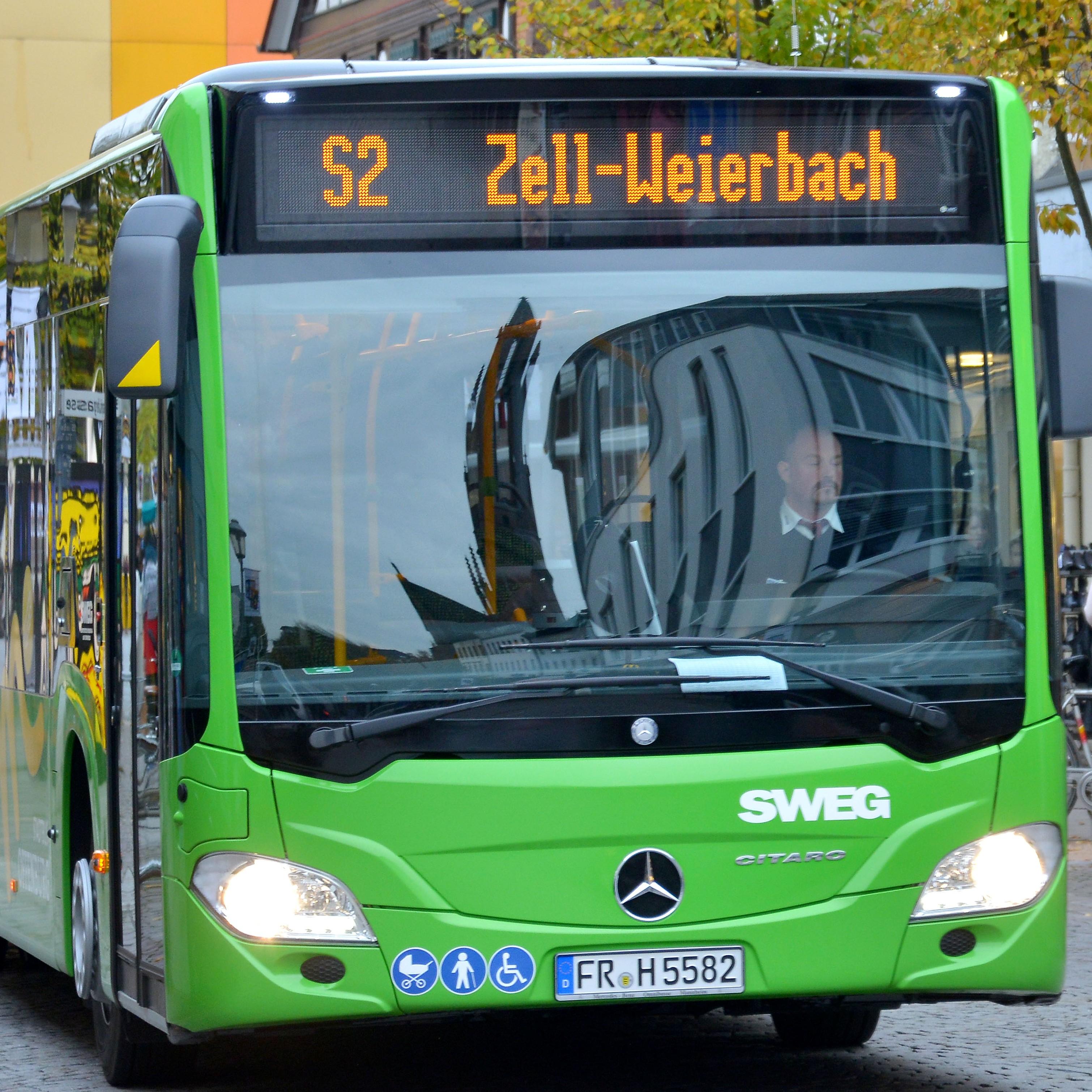 [lokal] Offenburger Stadtbusse an 8 Tagen kostenlos nutzen