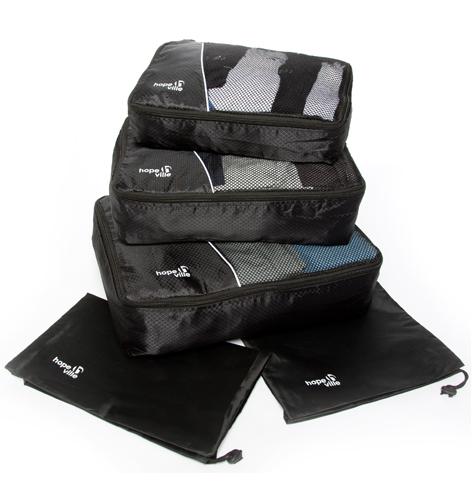 Kleidertaschen und Reisegepäck von HOPEVILLE mit 20 Prozent Rabatt