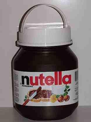 [Venlo, NL] 5KG Nutella Eimer 29,75€