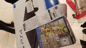 [LOKAL Hamburg] PlayStation 4 Slim 1TB inkls Fifa 17