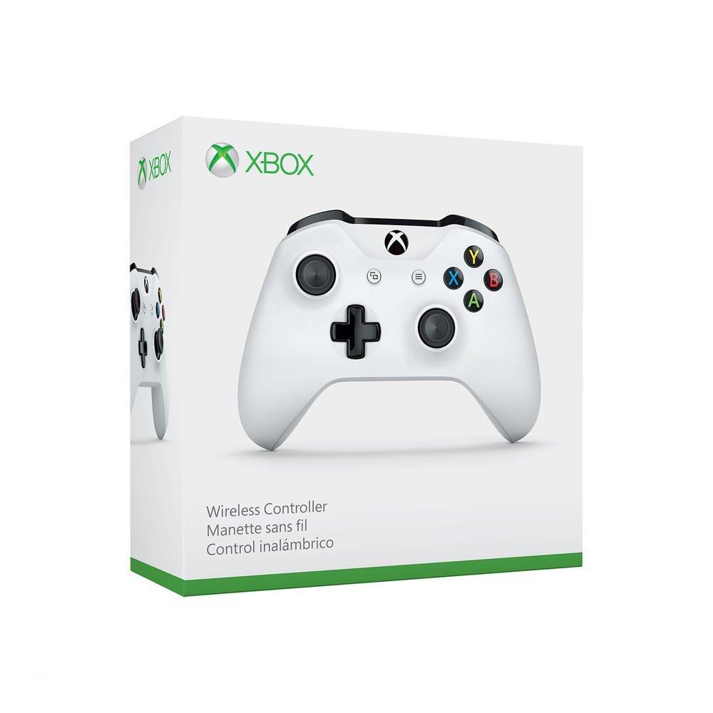 Xbox One S Wireless Controller (Weiß) für 38,90€ (Rakuten Paydirekt)