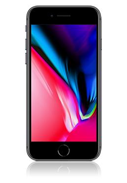 Apple iPhone 8 64GB im Vertrag mit Allnet Flat Telefonie, Allnet Flat SMS, 6GB kein LTE