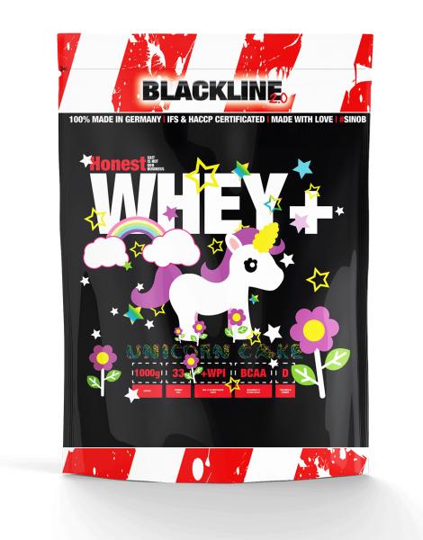 3kg Blackline Whey + für 43,51€