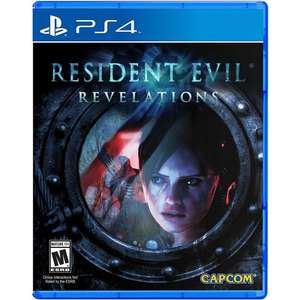 Resident Evil: Revelations - Gratis In-Game Waffen & Zubehör (PS4/Switch/Xbox One)