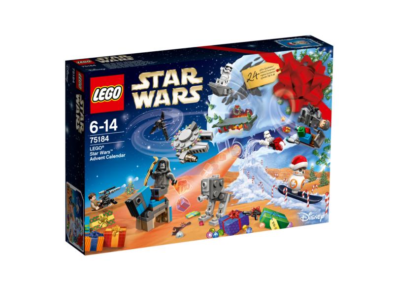 [BR-spielwaren] [Norddeutschland] LEGO - Star Wars™ (75184) Adventskalender (Preis im Markt)
