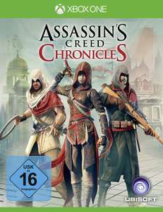(Sammeldeal) z.B Assassin's Creed Chronicles (Xbox One) für 9,69€, de Blob (Xbox One & PS4) für je 8,99€, Gravity Rush Remastered (PS4) für 14,44€ (Rakuten Paydirekt)