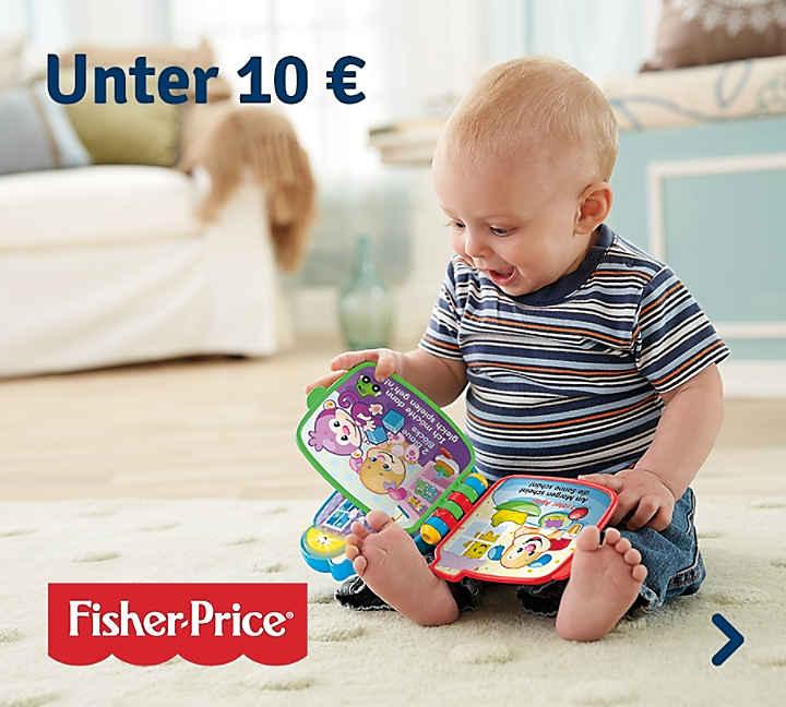 [myToys] bis zu -50% auf Fisher Price