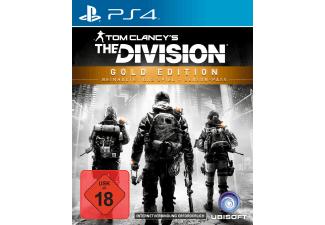 [Saturn Cybernights] Tom Clancy's: The Division - Gold Edition [PlayStation 4] für 19,99€ bei Zahlung über Paydirekt