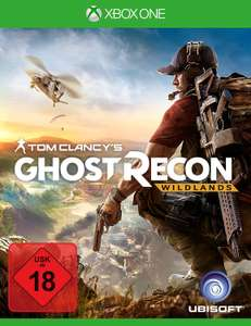 Tom Clancy's Ghost Recon: Wildlands (Xbox One) für 19,99€ versandkostenfrei (Saturn)