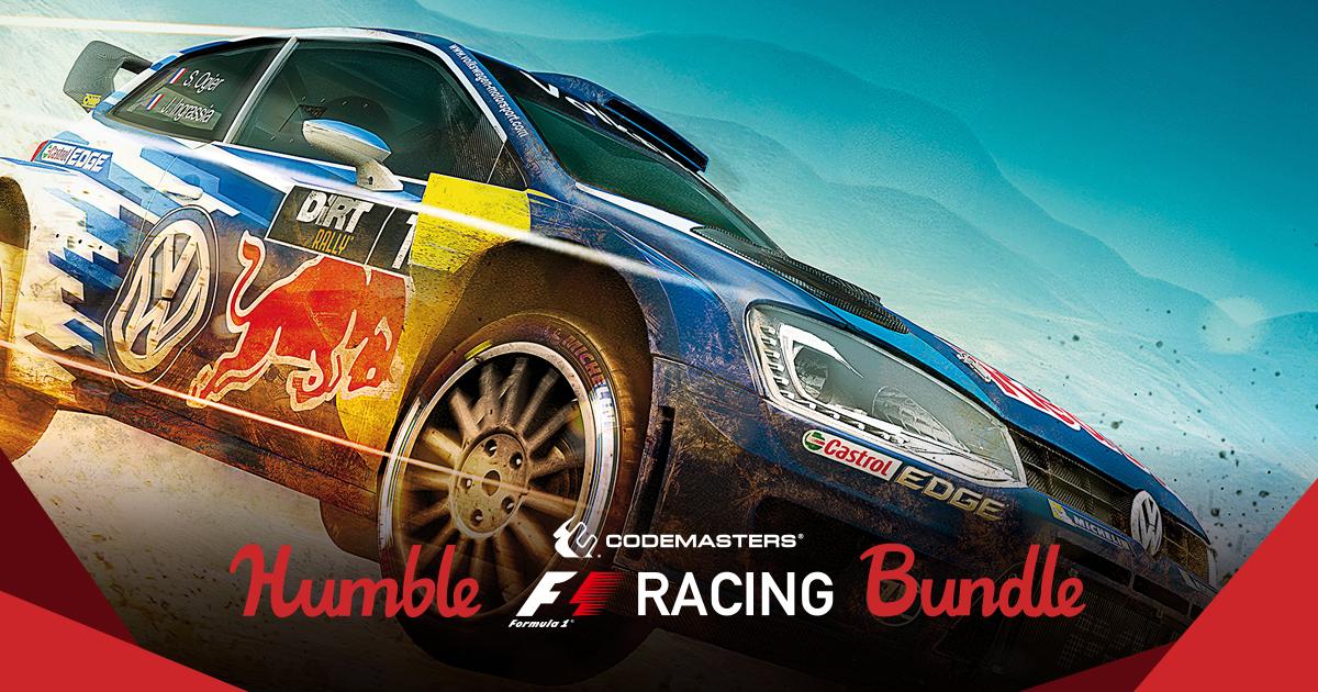 [Humble Bundle] Humble Racing Bundle [Steam]