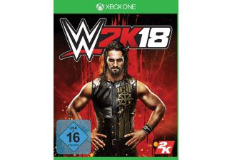 WWE 2K18 (Xbox One & PS4) für je 29,99€ versandkostenfrei (Saturn)