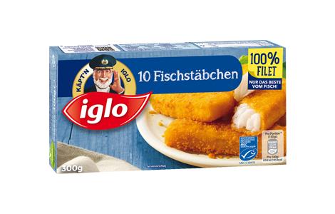 [Lokal] Iglo 10 Fischstäbchen für 1€ bei Edeka Höfling in Oststeinbek Nähe Hamburg