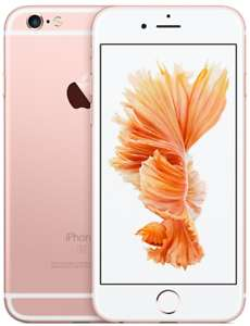 Apple iPhone 6S 16GB Rosegold -rebuy sehr gut-