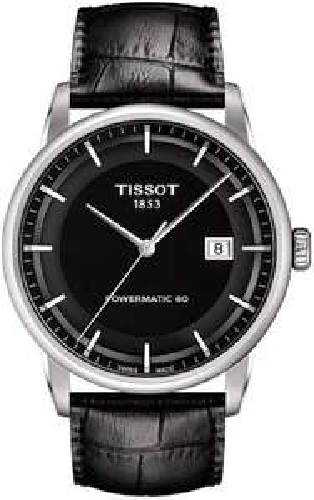 Tissot Herren-Armbanduhr, Automatik, ETA-Uhrwerk, Gangreserve ca. 80 Stunden, aktuell für 466,00 € statt 550 €