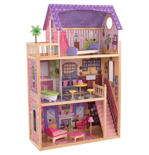 Kidkraft Puppenhaus Kayla oder Puppenhaus Florence für 69,47€ durch 10€ Cashback bei Gutscheinsammler.de