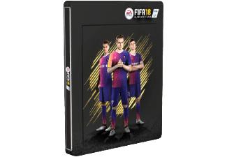 FIFA 18 3D Lenticular Steelbook