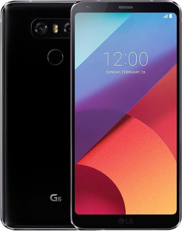 """Tagesangebot Schweiz [digitec.ch] LG G6 (LGH870) 5.70"""", 32GB Astro Black 369 CHF(316,40€)"""