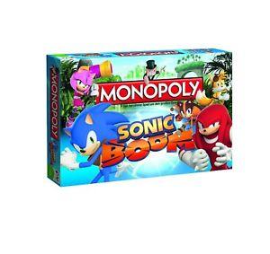 Monopoly Sonic Boom (inkl Versand)