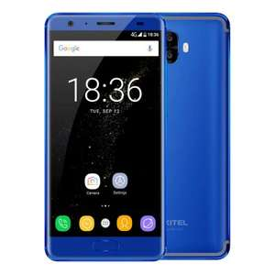 OUKITEL K8000 4G Phablet Handy  blau