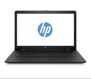 HP 17-bs010ng 1UQ32EA 43,9 cm (17,3 Zoll) Laptop (Intel Pentium N3710, 8 GB RAM, 1 TB HDD, Intel HD-Grafikkarte 405, Windows 10 Home 64) schwarz