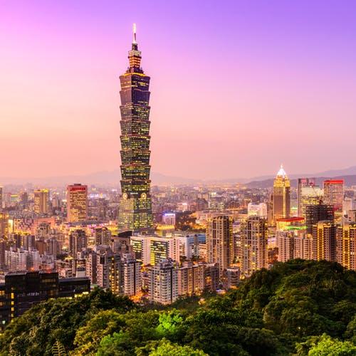 Flüge: Taiwan [Januar - März] - Hin- und Rückflug mit KLM von München nach Taipeh ab nur 356€ inkl. Gepäck