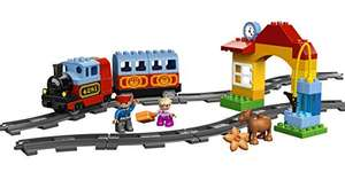 LEGO 10507 DUPLO: Eisenbahn Starter Set 32,99€