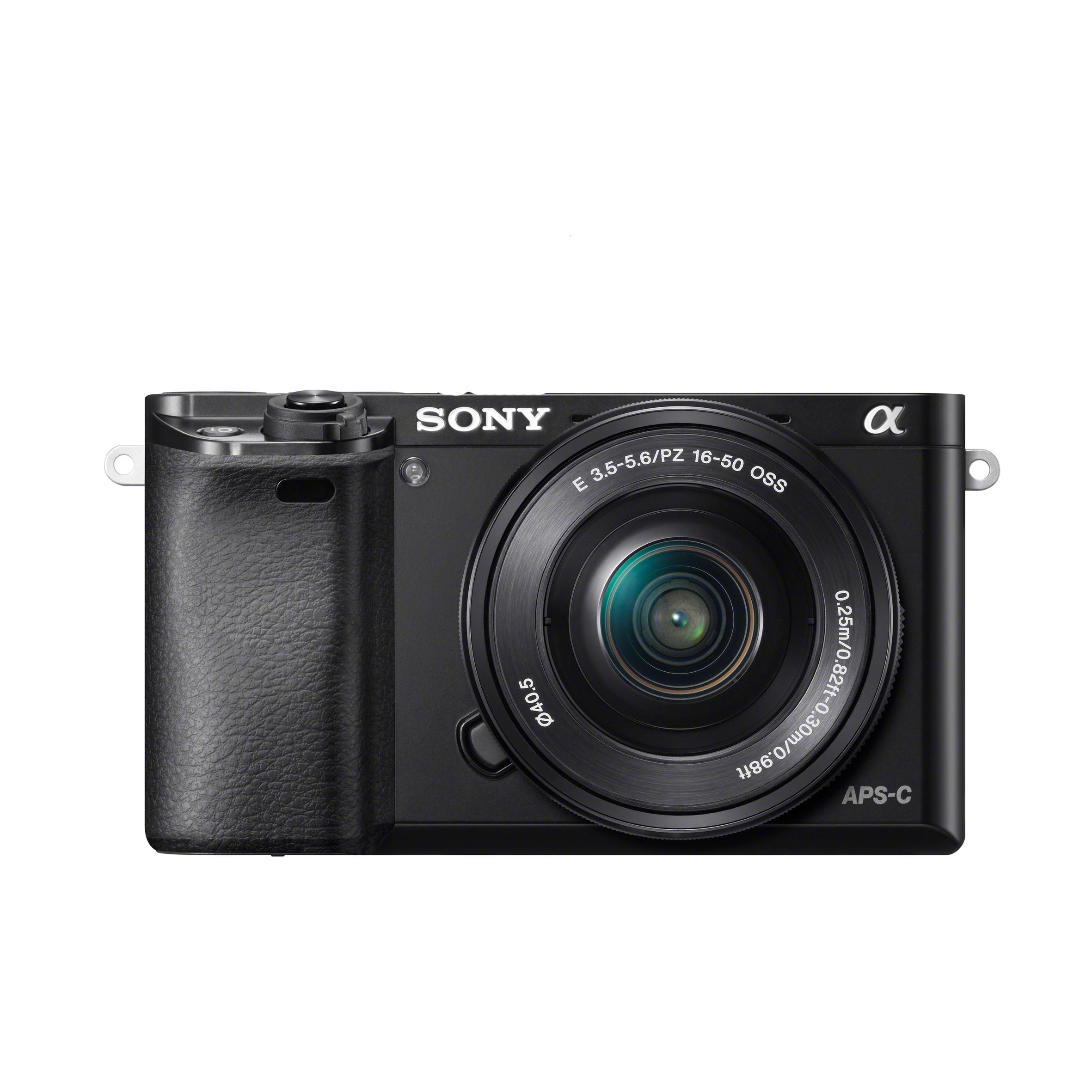 Sony Alpha 6000 (A6000) Kit + 2. Akku + externem Ladegerät für 519,- (offline) / 524,95 bei Foto Gregor (evtl. noch gratis Garantieverlängerung)