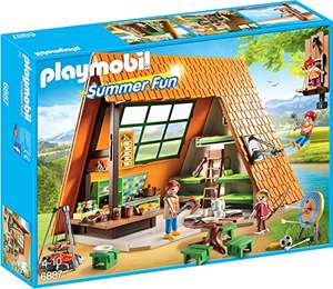 [Amazon Prime only] PLAYMOBIL 6887 - Großes Feriencamp