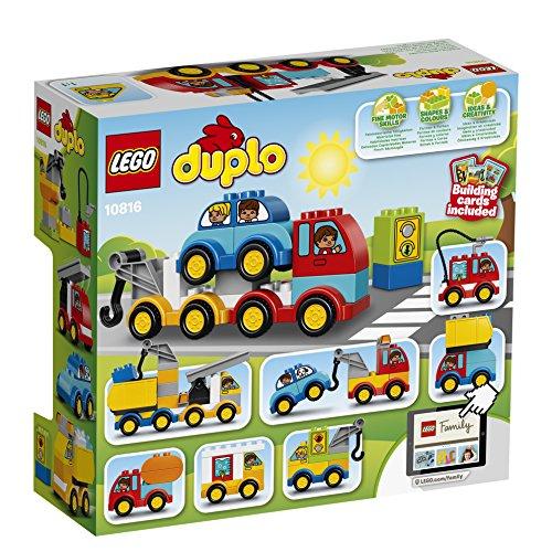 [Amazon] Lego 10816 Duplo Meine ersten Fahrzeuge, Spielzeug für Zweijährige