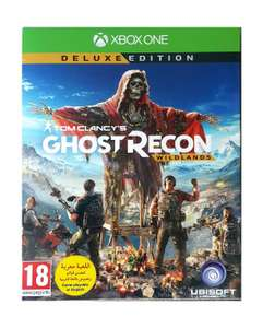 Ghost Recon Wildlands Deluxe Edition (Xbox One & Ps4)