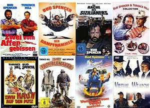 Bud Spencer & Terence Hill Box Collection Reloaded (10 Filme)