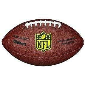 Wilson NFL Duke Replica Football