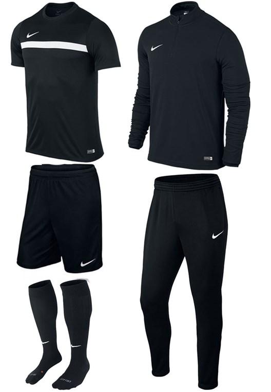 Nike Trainingsset Academy 5-teilig in verschiedenen Farben