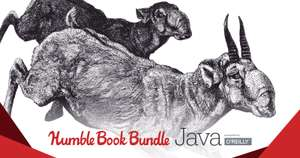 [HumbleBundle] Humble Java Book Bundle