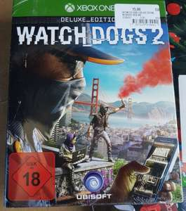Watch Dogs 2 Deluxe Edition Xbox One (lokal?) MediaMarkt Potsdam