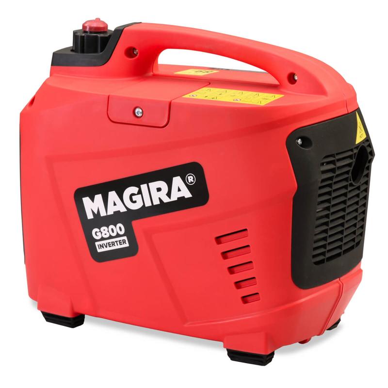 Stromerzeuger Benzin, Inverter-Technologie, MAGIRA G800