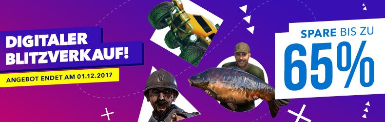 (Digitaler Blitzverkauf PSN Store) z.B Hitman GO: Definitive Edition für 1,99€, Broforce für 3,99€, LIMBO & INSIDE Bundle für 9,99€, Rock 'N Racing Bundle für 4,99€  uvm.