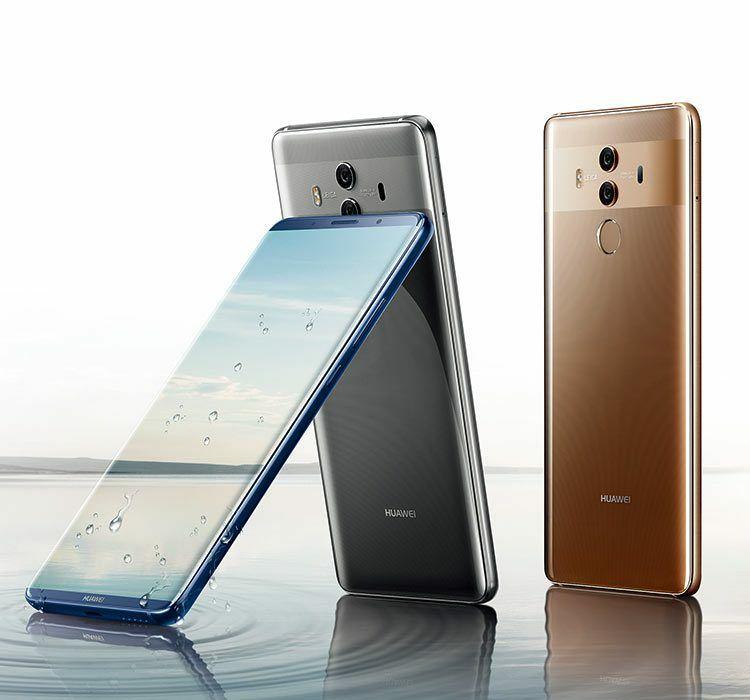 Mobilcom Debitel (Telekom) 4 GB Allnet Flat inkl Huawei Mate 10 Pro + Huawei Watch 2 36,99€/Monat