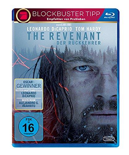 The Revenant (Blu-ray) & The Hateful 8 (Blu-ray) & X-Men Apocalypse (Blu-ray) & Independence Day: Wiederkehr (Blu-ray) für je 6,99€ (Amazon Prime)