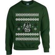 Star Wars Darth Vader Weihnachtspullover + gratis Mystery ZBOX für 22,99€ (Zavvi)