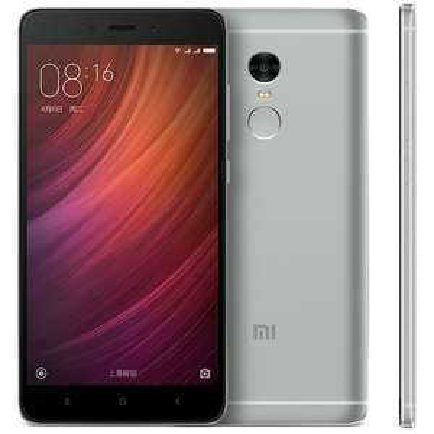 Xiaomi Redmi Note 4 Grau- Global 32GB Rom/ 3GB RAM Android 7[Gearbest]