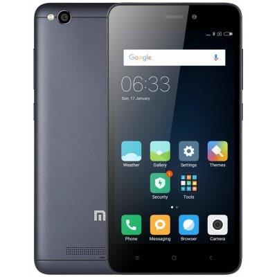 Xiaomi Redmi 4A LTE + Dual-SIM (5'' HD IPS, Snapdragon 425, 2GB RAM, 16GB, 13MP Kamera, Gyroskop, Infrarot-Port, 3120mAh, Android 6) für 63,77€ (Gearbest)
